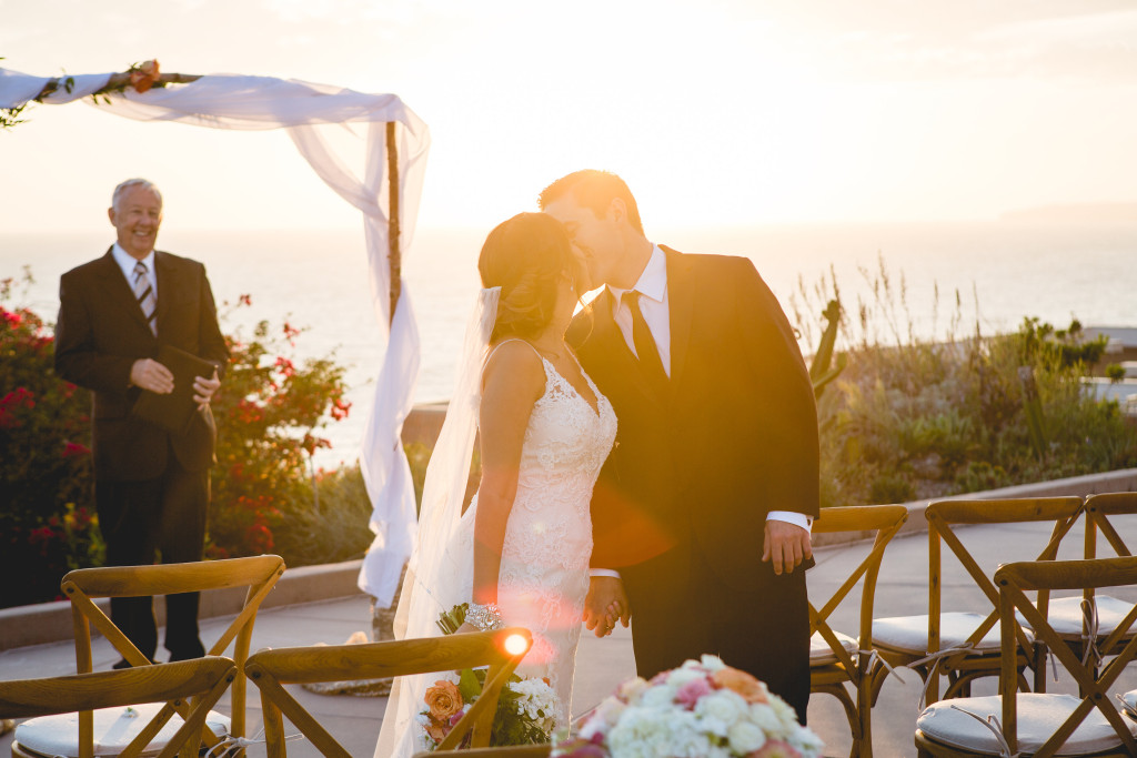 Casa Romantica Styled Photo Shoot San Clemente CA wedding ocean view weddings vows Events by Cori event planning