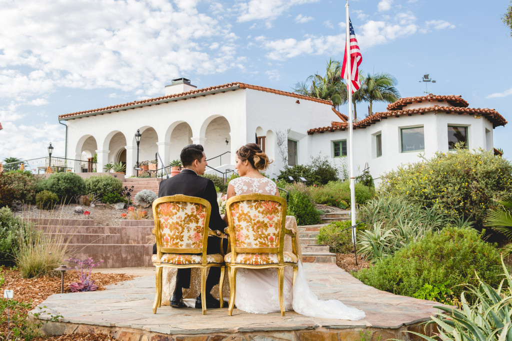 Casa Romantica San Clemente Events by Cori styled wedding photo shoot