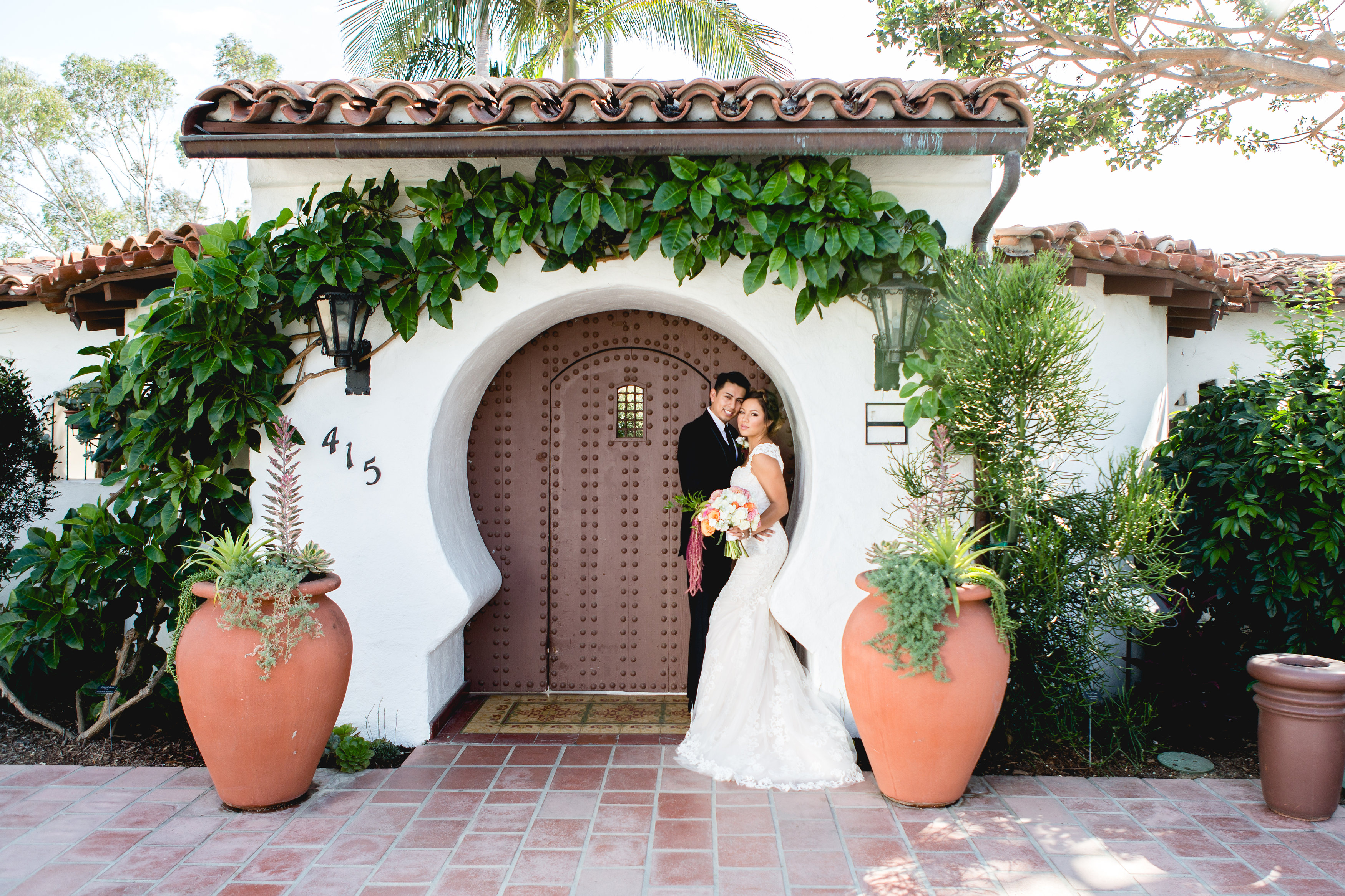 Casa Romantica San Clemente Events By Cori Wedding Styled Photo Shoot Orange  County Weddings Event Planning ...