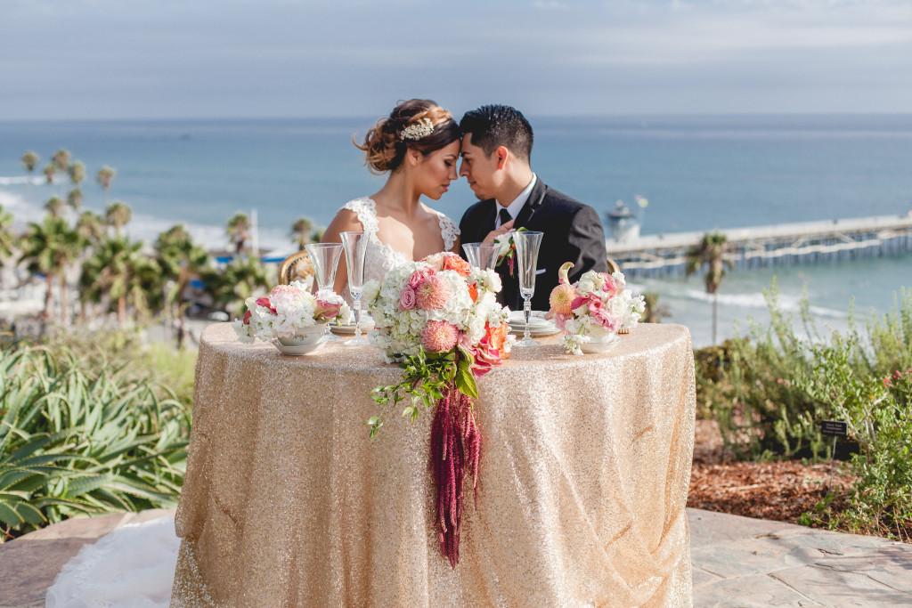 Casa Romantica San Clemente styled photo shoot wedding Events by Cori event planning weddings