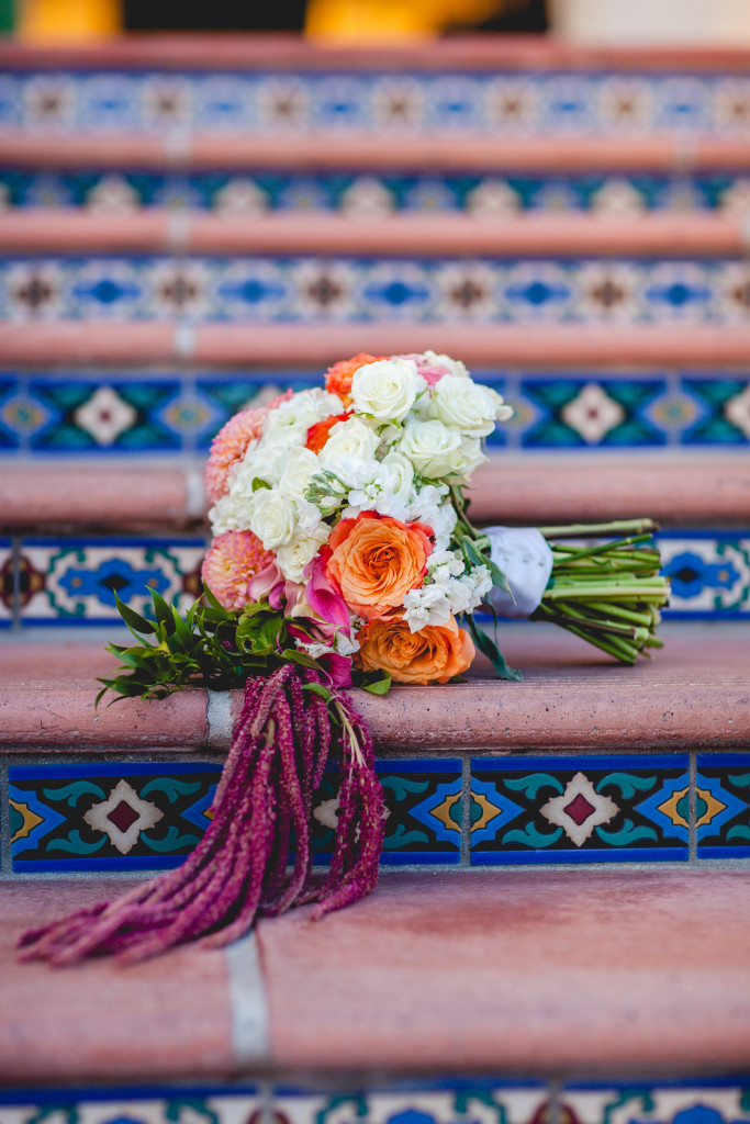 Casa Romantica styled photo shoot wedding flowers floral design Events By Cori the Tangled Vine