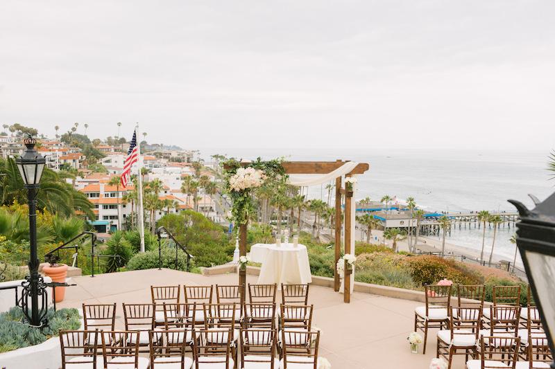 Casa Romantica Wedding Michelle Amp Jake Events By Cori