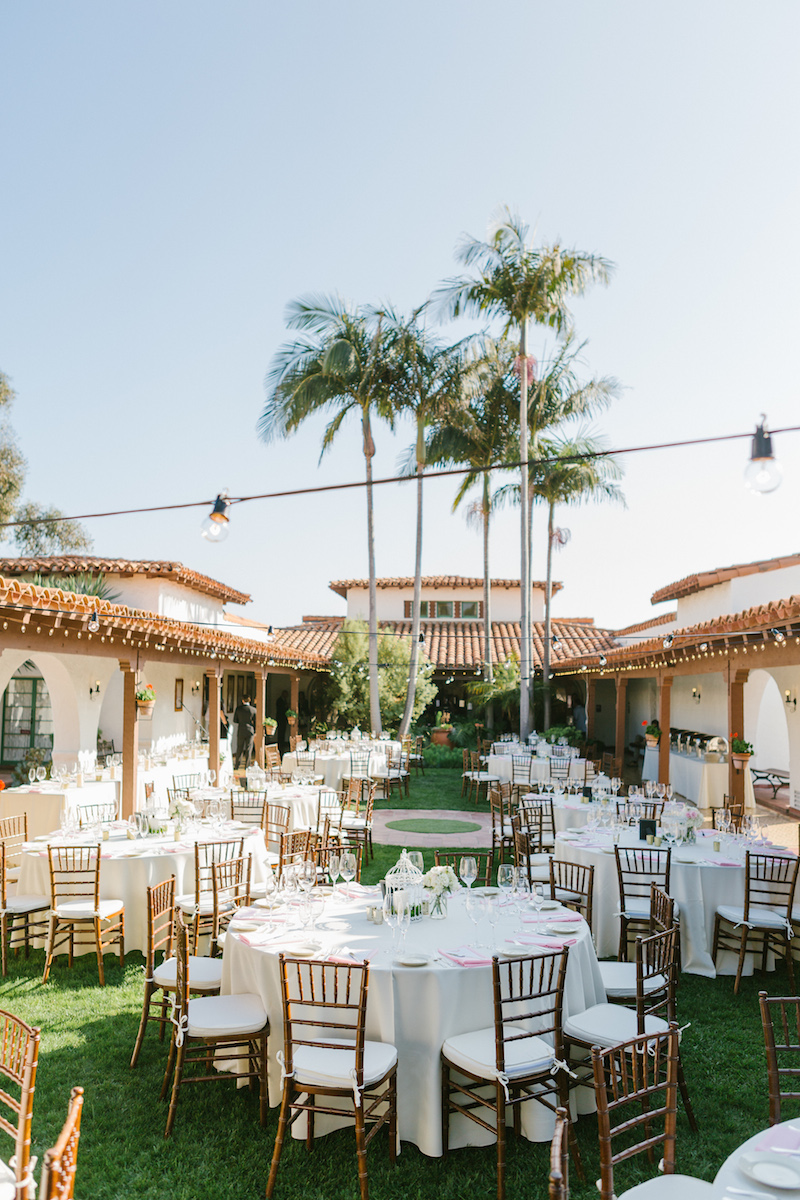 casa romantica wedding michelle jake events by cori
