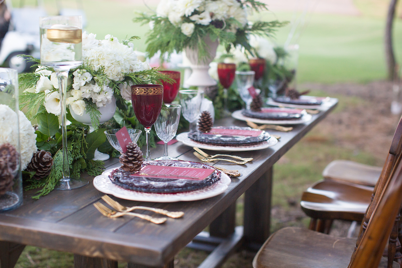 Holiday Styled Photo Shoot Events by Cori Winter Wedding San Clemente CA wedding details ideas tips