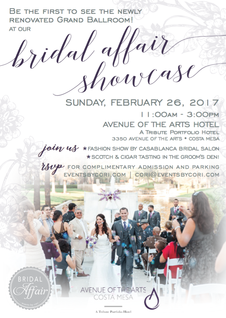Bridal Affair Showcase